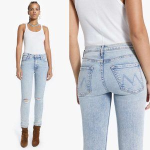 Mother The Mid Rise Dazzler Marrakesh Nights Jeans